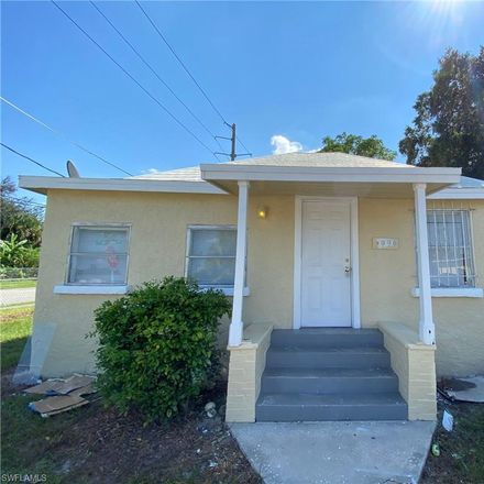 Rent this 3 bed house on 2996 Douglas Avenue in Fort Myers, FL 33916
