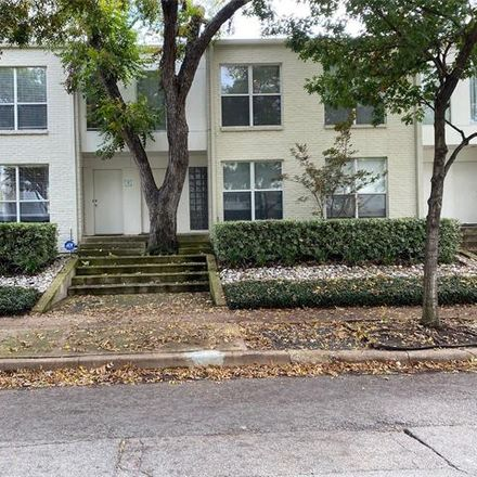 Rent this 2 bed condo on 4122 Travis Street in Dallas, TX 75204