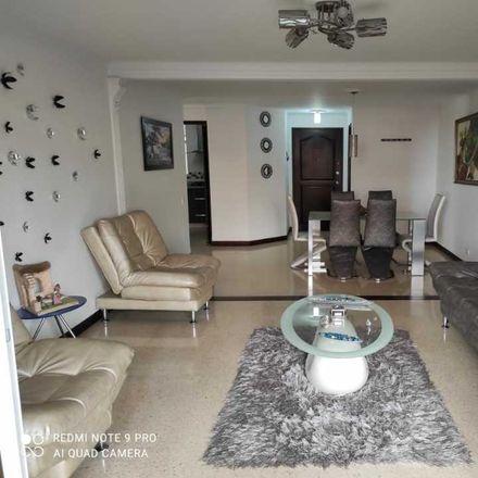 Rent this 3 bed apartment on Aprendilandia gimnasio sicopedagogico in Calle 1B, Localidad Puente Aranda