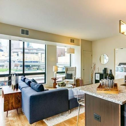Rent this 1 bed apartment on Junction Flats in 643 North 5th Street, Minneapolis