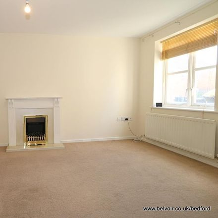 Rent this 3 bed house on Armstrong Drive in Bedford MK42 9LN, United Kingdom