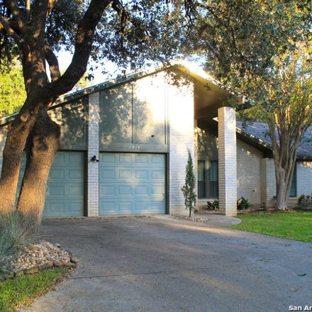 Rent this 3 bed house on 2819 Bee Cave Street in San Antonio, TX 78231