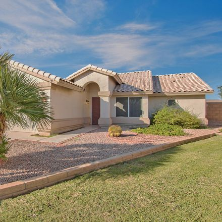 Rent this 3 bed house on 6870 West Shaw Butte Drive in Peoria, AZ 85345