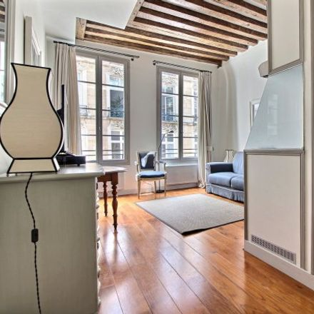 Rent this 1 bed apartment on 2 Rue Bailleul in 75001 Paris, France