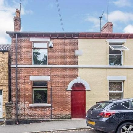 Rent this 2 bed house on Harold Street/Daniel Hill Street in Daniel Hill Street, Sheffield