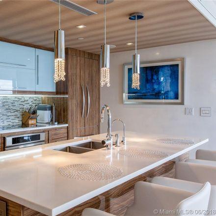 Rent this 3 bed condo on Collins Avenue in Miami Beach, FL 33140