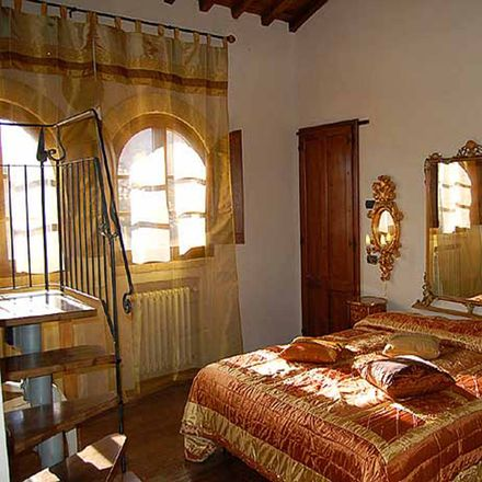 Rent this 1 bed apartment on Via Sant'Ansano in 06011 Città di Castello PG, Italy
