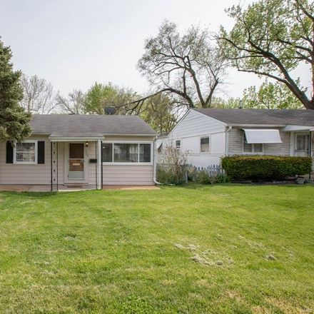 Rent this 2 bed house on 7760 West Bruno Avenue in Maplewood, MO 63117