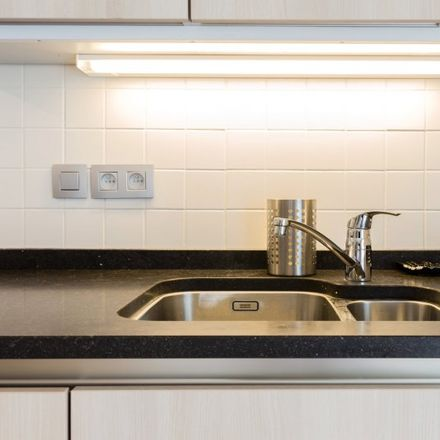 Rent this 1 bed apartment on Rue des Brebis - Ooienstraat 17 in 1050 Ixelles - Elsene, Belgium