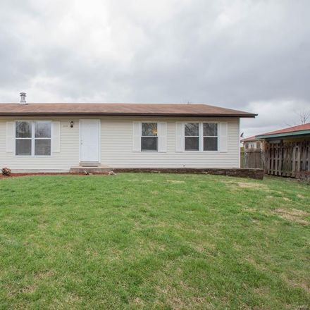 Rent this 3 bed house on 2644 Blue Heron Drive in Florissant, MO 63031
