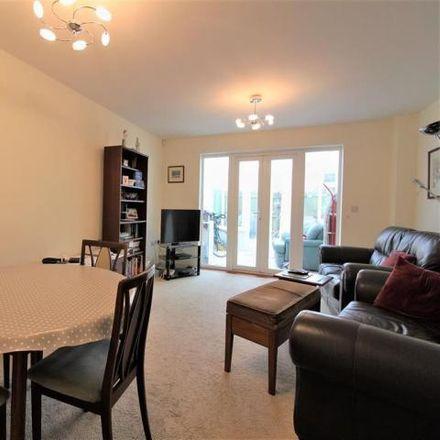 Rent this 3 bed house on Brigadier Gardens in Ashford TN23 3GU, United Kingdom
