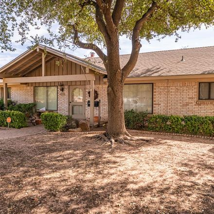 Rent this 3 bed house on 3001 Sentinel Drive in Midland, TX 79701