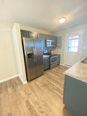 Rent this 2 bed townhouse on 92 Shoreline Drive in Jacksonville, NC 28540