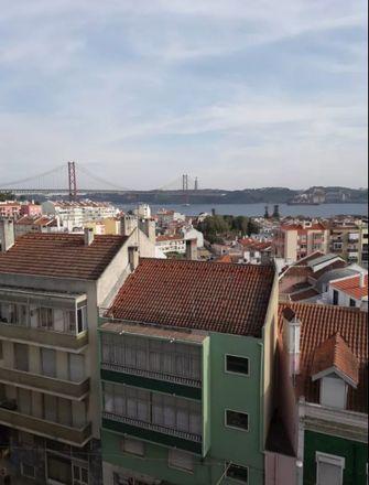 Rent this 1 bed room on Cç. da Ajuda in 1300-011 Lisboa, Portugal