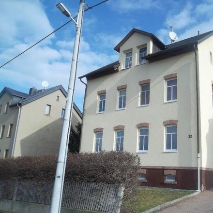 Rent this 2 bed apartment on Frohes Schaffen in 08371 Glauchau, Germany