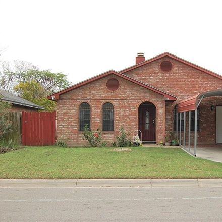 Rent this 3 bed house on 1064 Pasadero Drive in Brownsville, TX 78526