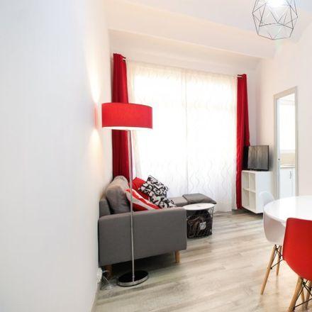 Rent this 2 bed apartment on Associació d'Amics del Ferrocarril de Barcelona in Carrer del Doctor Trueta, 08001 Barcelona