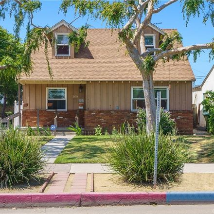 Rent this 4 bed house on 2495 Glencoe Avenue in Los Angeles, CA 90291