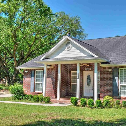 Rent this 3 bed house on Holsberry Rd in Pensacola, FL