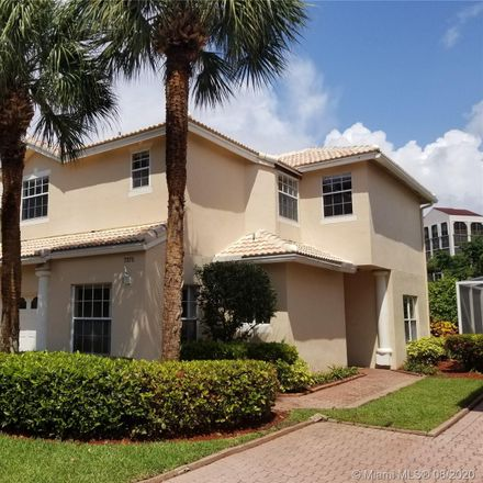 Rent this 3 bed house on 7375 Panache Way in Boca Raton, FL