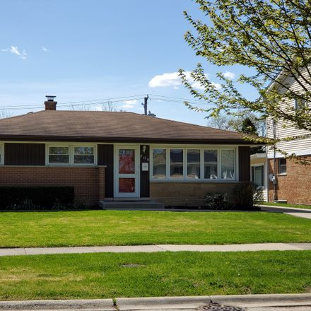 Rent this 3 bed house on 708 North Wille Street in Mount Prospect, IL 60056