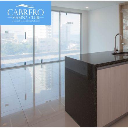 Rent this 1 bed apartment on Carrera 4 in Dique, Cartagena