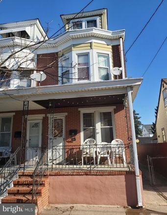 Rent this 4 bed apartment on 848 Quinton Avenue in Trenton, NJ 08629