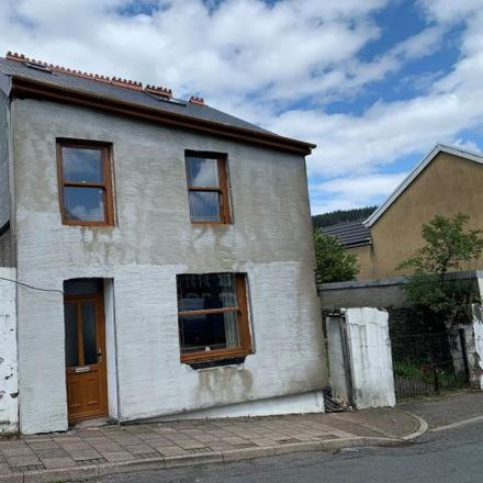Rent this 2 bed house on Wood Street in Maerdy, CF43 4DF