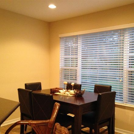 Rent this 3 bed townhouse on 8122 Villa Grande Court in Matoaka, FL 34243
