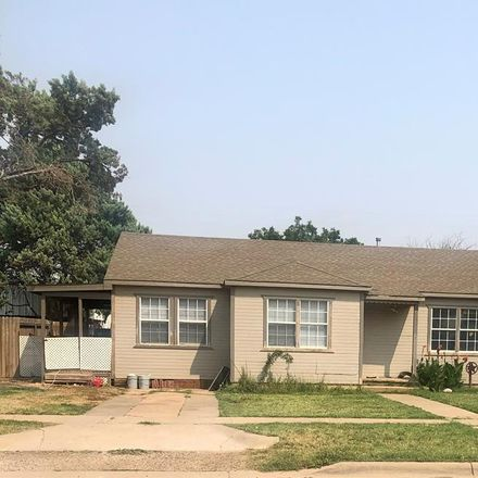 Rent this 3 bed house on 410 1st Street in Stanton, TX 79782
