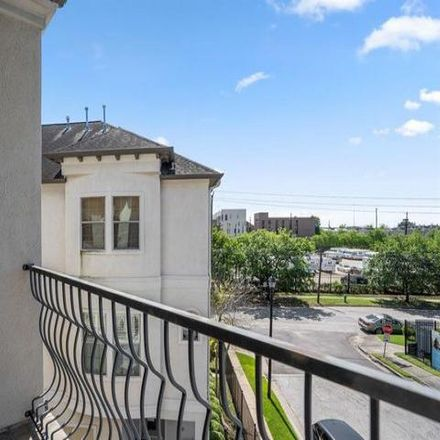 Rent this 3 bed condo on 1471 Bremond Street in Houston, TX 77004
