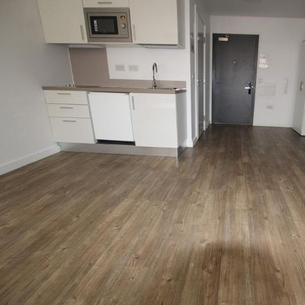 Rent this 1 bed apartment on Blood Donor Centre in Queensway, Liverpool L2 4TH