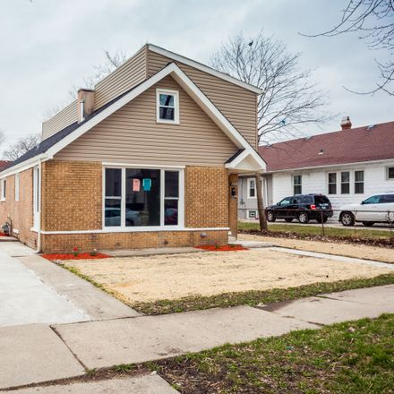 Rent this 4 bed house on 626 South 12th Avenue in Maywood, IL 60153