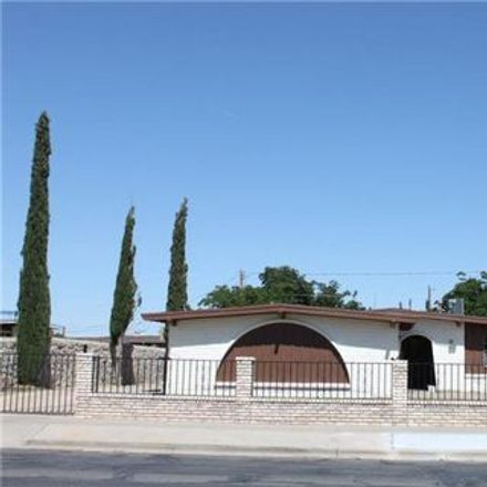 Rent this 3 bed apartment on Rushing Road in El Paso, TX 79924