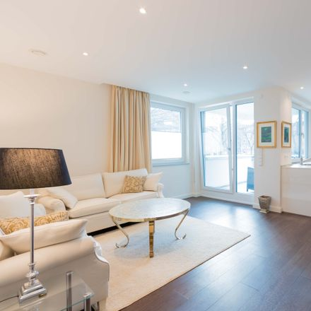 Rent this 1 bed apartment on Maria-Louisen-Straße 117 in 22301 Hamburg, Germany