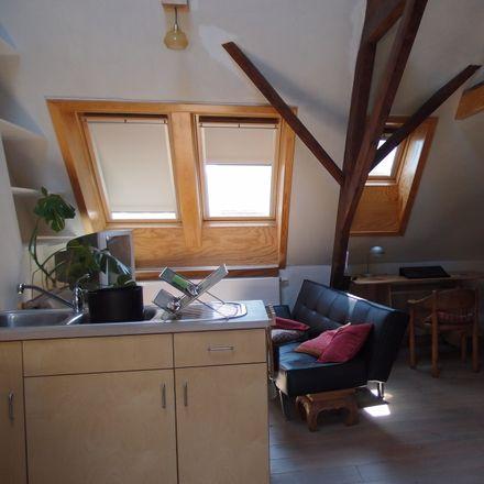 Rent this 1 bed apartment on Nieuwpoort 23 in 9000 Gent, België