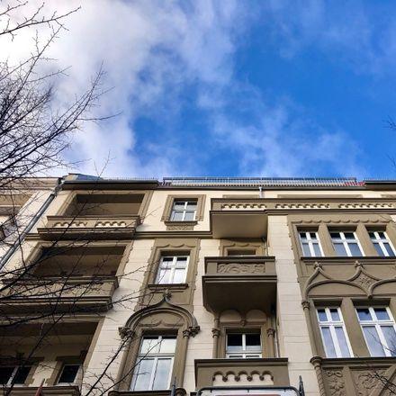 Rent this 2 bed apartment on Synagoge Rykestraße in Rykestraße 53, 10405 Berlin