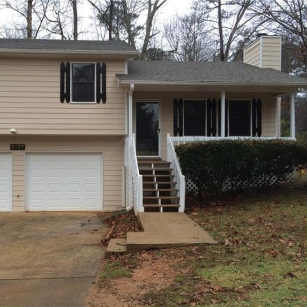 Rent this 3 bed house on Due West Rd in Dallas, GA