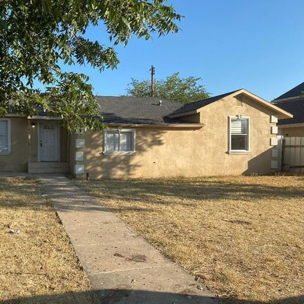 Rent this 4 bed house on 1406 West 12th Street in Odessa, TX 79763