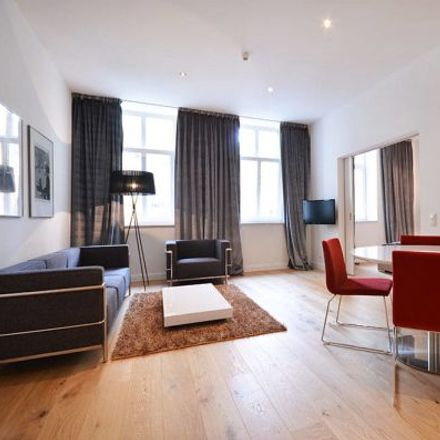 Rent this 2 bed apartment on Cranachstraße 10 in 60596 Frankfurt, Germany