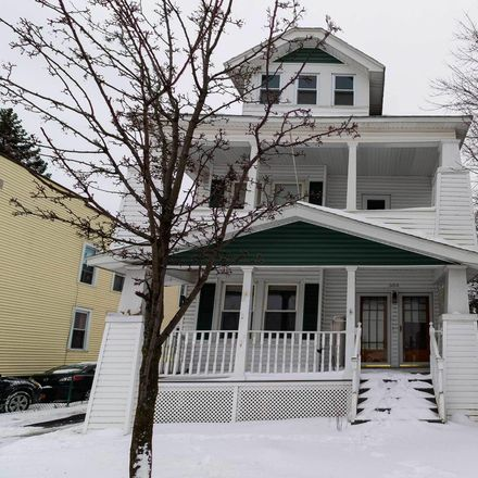 Rent this 3 bed apartment on 506 19th Street in City of Watervliet, NY 12189