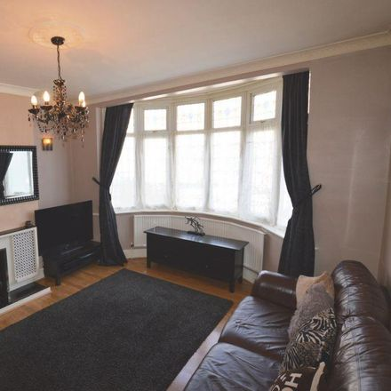 Rent this 4 bed house on Tavistock Gardens in London IG3 9ED, United Kingdom