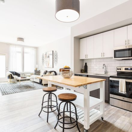 Rent this 1 bed apartment on University Place Boulevard in Jersey City, NJ