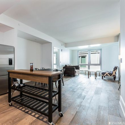 Rent this 2 bed condo on 1075 Market Street in San Francisco, CA 94103