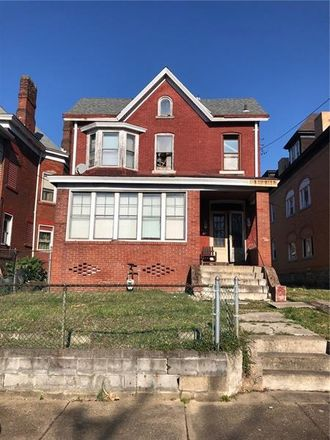 Rent this 3 bed house on Madiera St in Pittsburgh, PA
