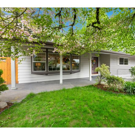 Rent this 3 bed house on 1307 Northeast 155th Avenue in Portland, OR 97230