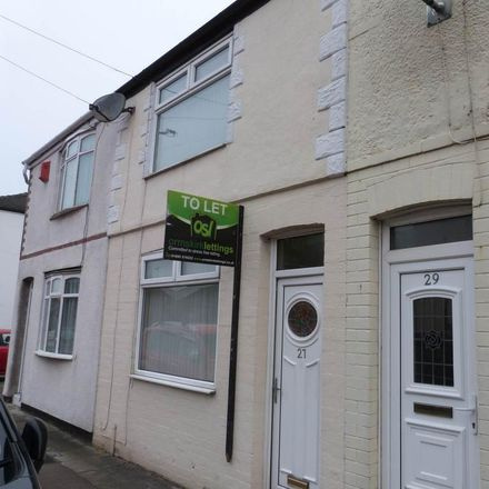 Rent this 2 bed house on Clayton Street in West Lancashire WN8 8HX, United Kingdom