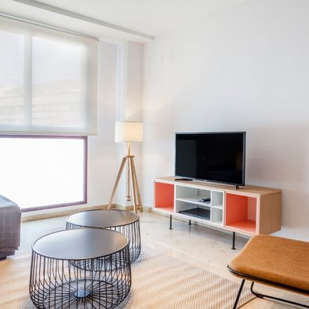 Rent this 3 bed apartment on Carrer d'Enrique Olmos in 8, 46018 Valencia