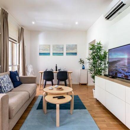 Rent this 3 bed apartment on El Jardín Secreto in Calle del Conde Duque, 2