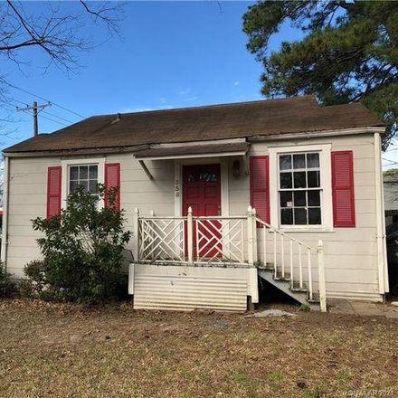 Rent this 2 bed house on 3181 Gilbert Drive in Shreveport, LA 71104